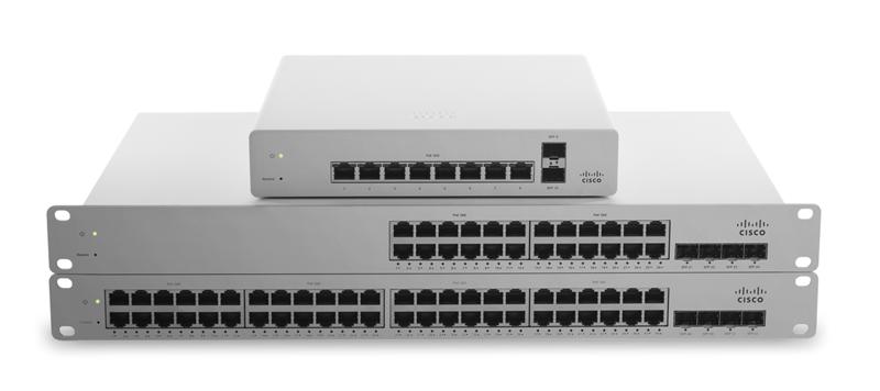 Cisco Meraki Switches: Easy to Deploy & Manage